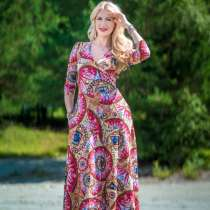 Авторские платья и платки от бренда `Елена Карлова`, в г.Астана