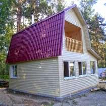 Каркасные дома, в Омске