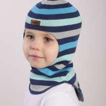 Шапка шлем Beezy из 100% хлопка на подкладке, в Москве
