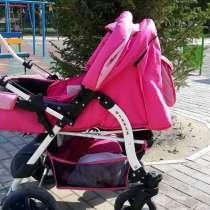 Продам коляску зима лето, в Красноярске