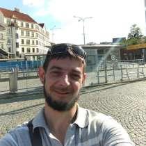 Artur, 34 года, хочет пообщаться, в г.Прага