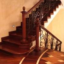 Лестницы из дуба, в Курске