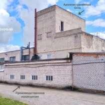 Производственно - складской комплекс - 35 км от Минска, в г.Минск