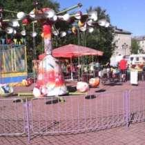 Парк аттракционов в ближнем Подмосковье, в Москве