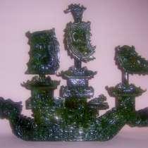 Китайский корабль-дракон, в г.Енакиево