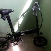 Bike электробайк лёгкий складной с навигатором для молодых, в Екатеринбурге