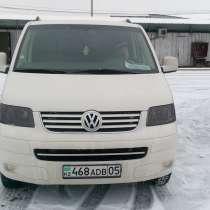 ОБМЕНЯЮ, Volkswagen Transporter 2006 года на СОРТОВЫЕ ЯБЛОКИ, в г.Алматы