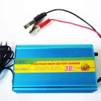 Автомобильное зарядное устройство 12 вольт 30 ампер, в г.Киев