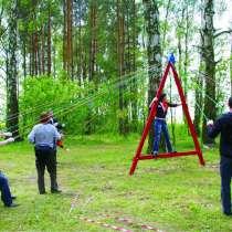 Приключения на природе, корпоративный отдых, в Нижнем Новгороде