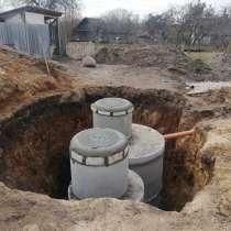 Наружная канализация, в г.Барановичи
