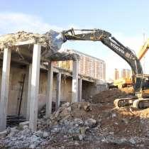 Демонтаж и снос зданий и сооружений, в Москве