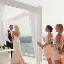 Организация красивых свадеб, в Москве