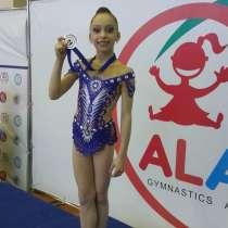 Купальник для выступлений по худ. гимнастики, в г.Астана