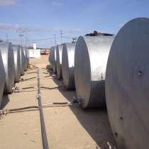 Резервуары РГС для нефтепродуктов, в Челябинске