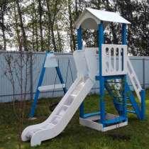 Детские игровые комплексы, в Омске