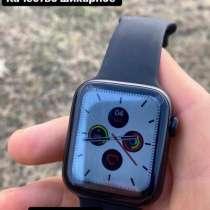 Часы Apple Watch. Наушники Air Pods, в Хасавюрте