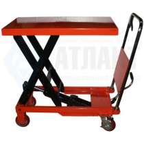 Подъемный гидравлический передвижной стол (платформа), в Перми