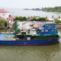 Продам рыболовецкую шхуну, в г.Белгород-Днестровский