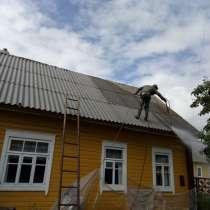 Мойка крыш в Барановичах, в г.Барановичи