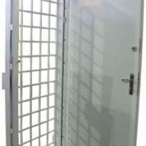 Двери решетчатые, в г.Запорожье