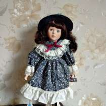 Кукла коллекционная, в Москве