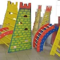 Башня-стенка для лазания с канатом от производителя, в Дмитрове