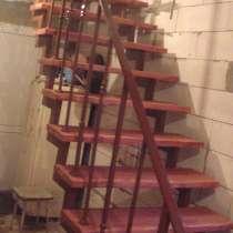 Лестницы по индивидуальному проекту, в Туле