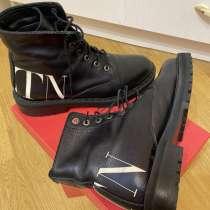 Шикарные ботинки кожаные, в Сергиевом Посаде