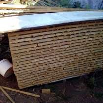 Заготовка для мебельного щита из дуба, в Москве