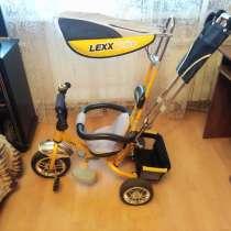 Детский велосипед lexx trike, в Жуковском