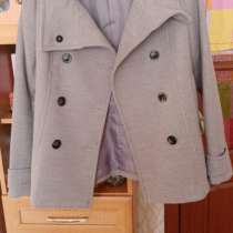 Пальто серое, в Иркутске