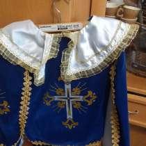 Продам новогодний костюм мушкетера в отличном состоянии, в Чите