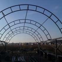 Навес для авто (каркас) металлический, в Воронеже