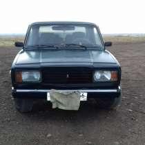 ВАЗ 2107, в Орске