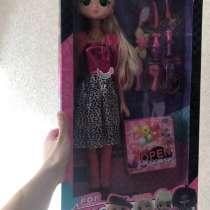 Кукла лол большая, в Москве