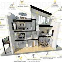 Умный дом, беспроводные технологии, автоматизация в Сочи, в Сочи
