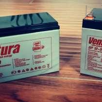 """Гелиевые аккумуляторы """"Ventura"""" от 5Ah до 200Ah, в г.Ташкент"""