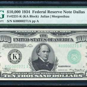 10 000 $ 1934 год, в Москве