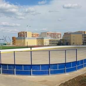 Хоккейная коробка, изготовление и монтаж. По доступной цене, в Екатеринбурге
