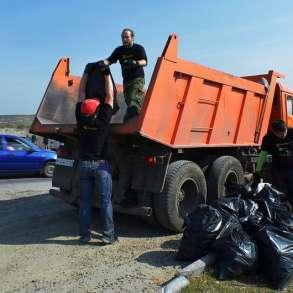 Вывоз мусора со строек, в Омске