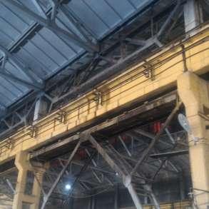 Ремонт подкранового пути мостового крана, в Красноярске