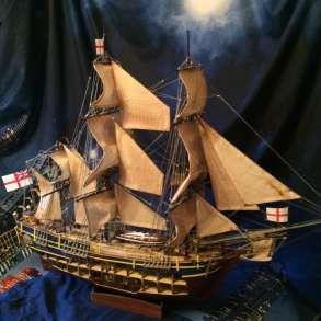 "HMS ""Bounty"", в Москве"