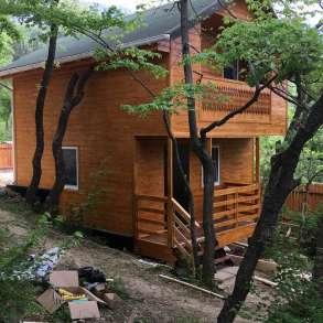 «МАСТЕРА КРЫМА» – строительство каркасных и брусовых домов, в Симферополе