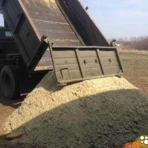 Песок щебень керамзит чернозем доставка по всей России, в Ростове-на-Дону