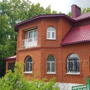 Коттедж в с. Акбердино, ул. Газпромовская, в Уфе