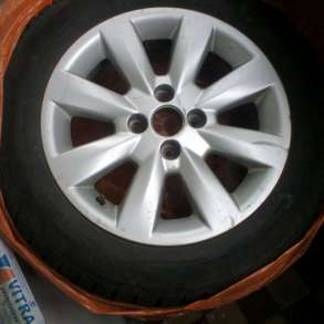 Продаю колеса для сузуки зимние шипы, в Москве