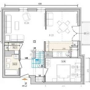 Квартира в курортном городе в польских Татрах, в г.Рабка-Здруй