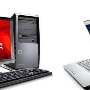 Ремонт компьютеров и ноутбуков, в Омске