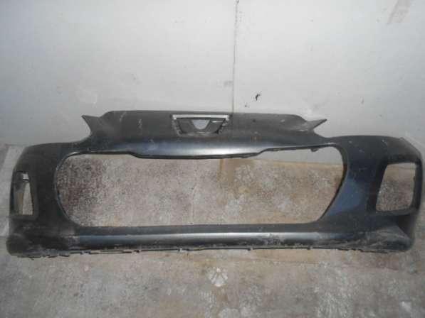 передний бампер на пежо 308(рест)