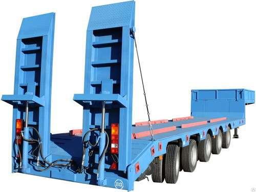 Ремонт грузовых прицепов и тралов, техобслуживание :